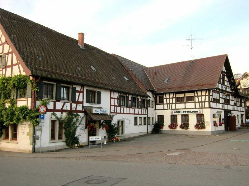 Cafe Restaurant Konstanz Staad