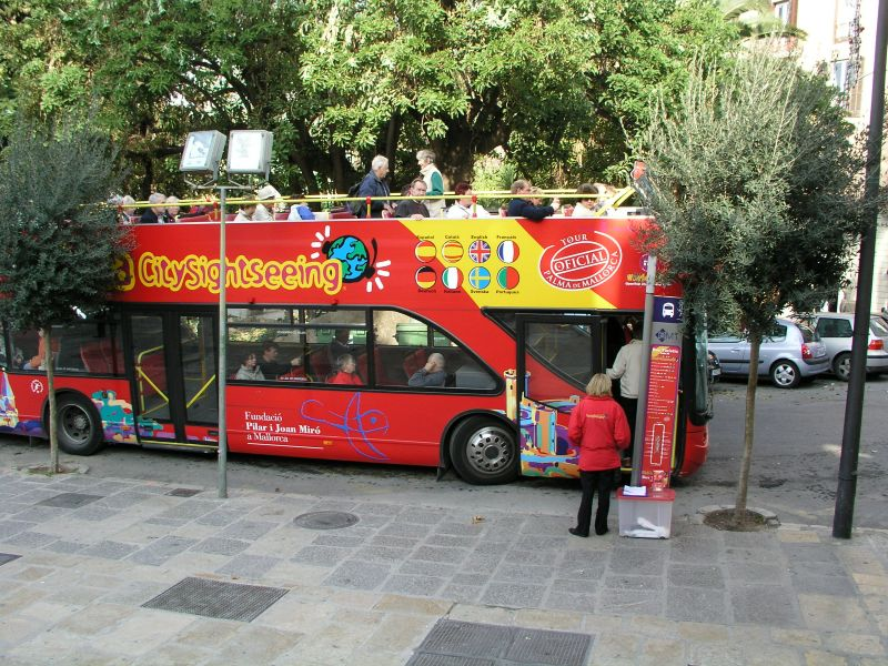 City Sightseeing in Palma