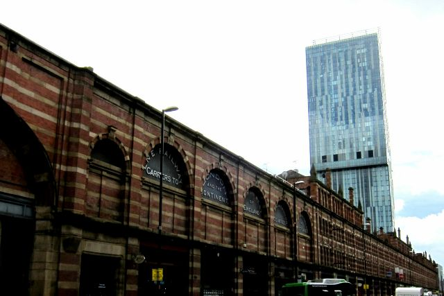 Manchester Great Northern and Beetham Tower (Hilton Manchester)