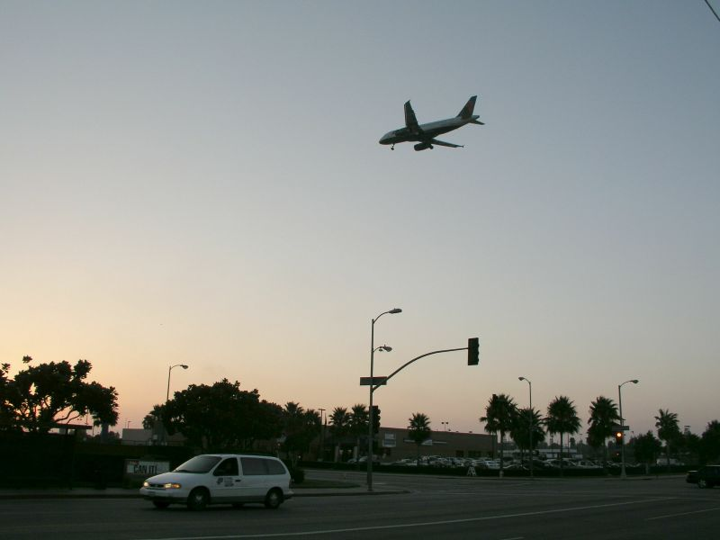Beim International Airport Los Angeles