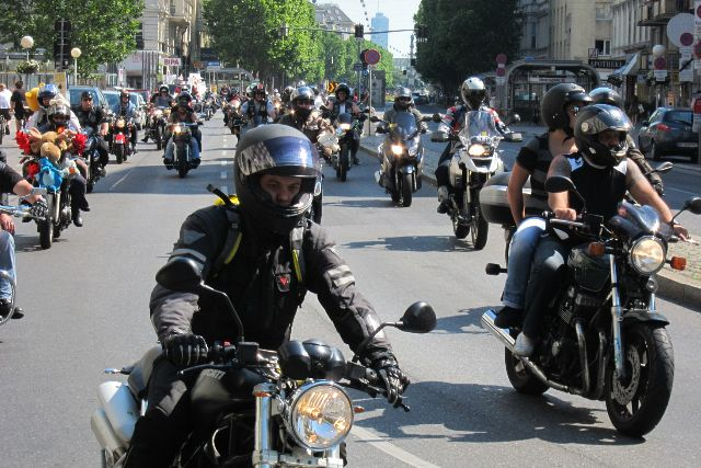 Toy Run 2012 Wien