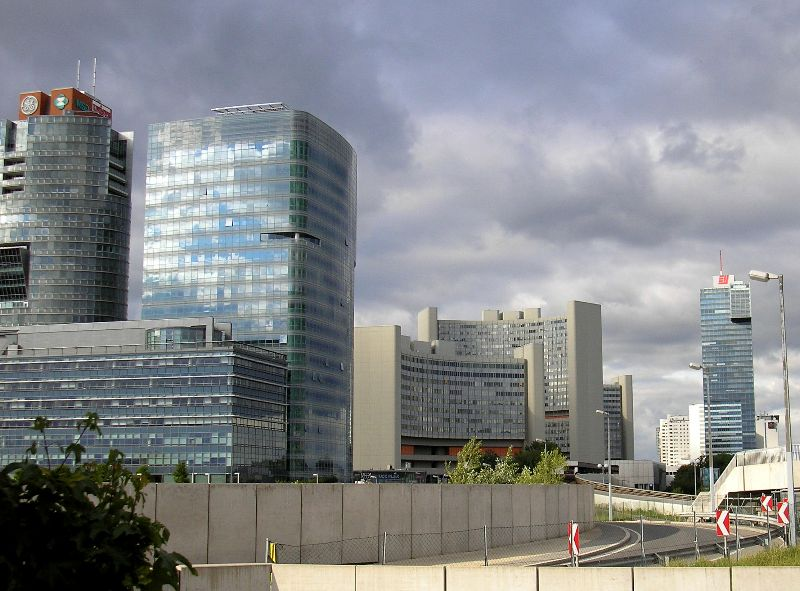 Vienna International Centre (VIC, UNO City)